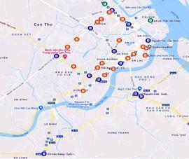 Cần Thơ: 50 tỉ đầu tư hệ thống quản lý giao thông thông minh