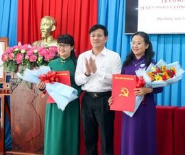 Hậu Giang: Nữ Thạc sĩ làm Chủ tịch Hội phụ nữ