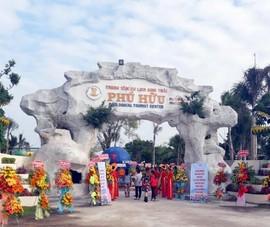 Hậu Giang: Đề nghị truy tố Tổng GĐ Khu du lịch Phú Hữu