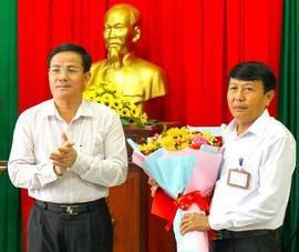 Phó Ban Nội chính làm Phó Chủ nhiệm UBKT Tỉnh ủy Hậu Giang