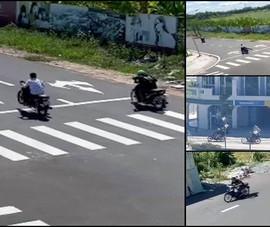 Sẽ xử lý nhóm đua xe trong khu dân cư ở Hậu Giang