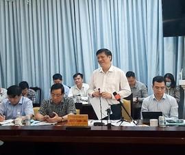 Bộ trưởng Bộ Y tế kiểm tra phòng chống COVID-19 ở Vĩnh Long