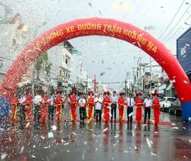 Cần Thơ: Chính thức thông xe đường Trần Hoàng Na