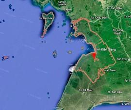 3 tháng, Kiên Giang có 11 tàu đánh cá bị nước ngoài bắt giữ