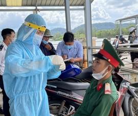 Phú Quốc: Xét nghiệm ngẫu nhiên để phòng dịch COVID-19