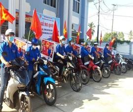 Kiên Giang: Đã niêm yết và viết xong phiếu cử tri