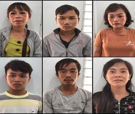 Bắt bảy nghi phạm rủ nhau ra Phú Quốc cướp giật