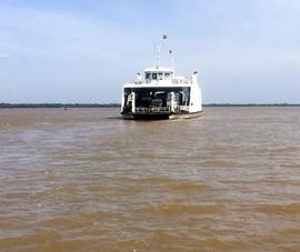 Sóc Trăng đề nghị tạm dừng chuyển hành khách qua lại Cù Lao Dung