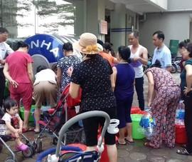 Số liệu đẹp nhưng dân phản ánh nước ở Hà Nội vẫn có mùi khét