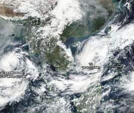 4 cơn bão đang hoạt động cùng lúc trên các đại dương
