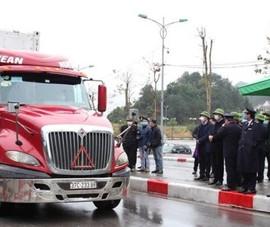 Công điện của Thủ tướng về vận chuyển hàng hóa qua biên giới