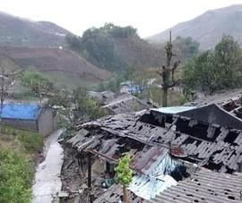 Thủ tướng yêu cầu tập trung ứng phó với mưa đá, giông lốc