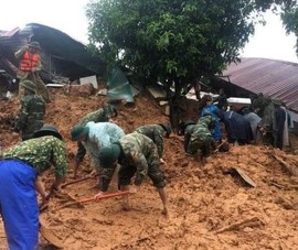 Quảng Bình, Quảng Trị: Sẽ xuất hiện lũ đặc biệt lớn