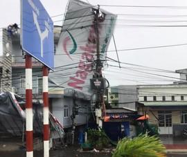 Tổng Giám đốc EVN: Sớm cấp điện trở lại sau bão số 9