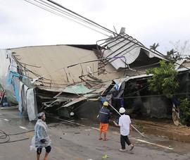 Chính phủ có nghị quyết hỗ trợ đồng bào bị bão, lũ
