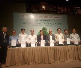 """Các hiệp hội gỗ Việt cam kết """"Nói không với gỗ bất hợp pháp"""""""