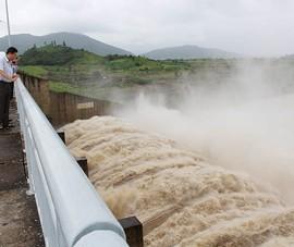 Kiểm tra liên tục tình hình đập thủy điện để ứng phó bão số 13