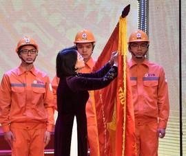 EVN đón nhận danh hiệu Anh hùng lao động thời kỳ đổi mới