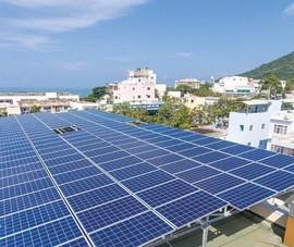 EVN dừng mua điện mặt trời mái nhà phát triển sau 31-12