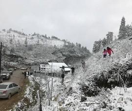 Lào Cai, Lai Châu sắp có tuyết rơi