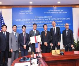 Việt Nam – Bang Tây Virginia tăng cường hợp tác kinh tế