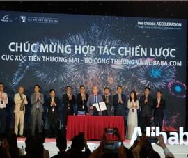 Gã khổng lồ Alibaba.com muốn hỗ trợ 10.000 doanh nghiệp Việt