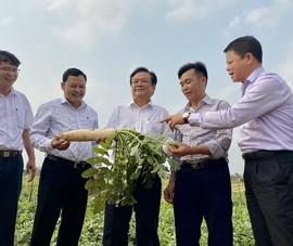 Ông Lê Minh Hoan làm Bộ trưởng Bộ NN&PTNT