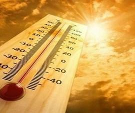 Cảnh báo đợt nắng nóng kéo dài ở Bắc bộ, Trung bộ
