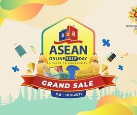 Sắp diễn ra Ngày hội mua sắm trực tuyến lớn nhất ASEAN 2021