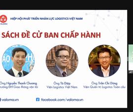 Hiệp hội Phát triển nhân lực logistics Việt Nam chính thức thành lập