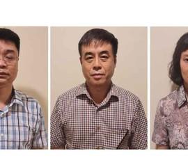 Tổng cục Quản lý thị trường tạm đình chỉ 4 công chức bị khởi tố