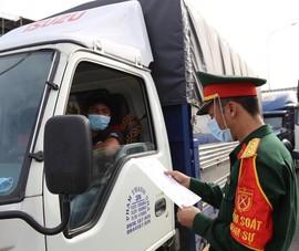Hỏa tốc đề nghị các tỉnh ưu tiên tiêm vaccine cho lái xe vận tải liên tỉnh...