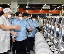 Thủ tướng: Doanh nghiệp FDI hãy tin tưởng vào khả năng chống dịch của Việt Nam