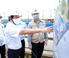 Phó Thủ tướng: Phấn đấu đến 30-4-2022, hòa lưới điện Nhiệt điện Thái Bình 2