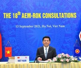 Bộ trưởng Kinh tế các nước ASEAN và đối tác kêu gọi đoàn kết chống dịch
