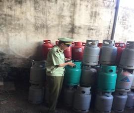 Phát hiện hơn 1.900 bình gas 12 kg không nguồn gốc ở Đắk Lắk