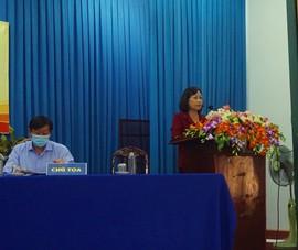 Bà Ung Thị Xuân Hương cam kết thúc đẩy giải quyết án tồn