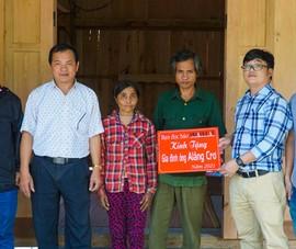 Bạn đọc Pháp Luật TP.HCM giúp 'trưởng thôn gỡ rối' có nhà mới