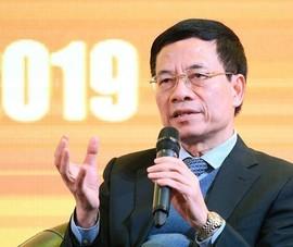 Bộ trưởng Nguyễn Mạnh Hùng: Cần làm chủ 4 công nghệ nền tảng