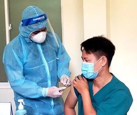 Đà Nẵng: Dự kiến hơn 46.000 người tiêm vaccine COVID-19 đợt 1