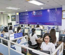 Tổng đài 1022 tiếp nhận hơn 200 ngàn lượt cuộc gọi mỗi năm