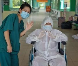 Cụ bà 81 tuổi ở Đà Nẵng mắc COVID-19 đã khỏi bệnh