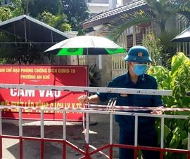 Đà Nẵng tìm người liên quan đến lái xe chở hàng ở Quảng Ngãi mắc COVID-19