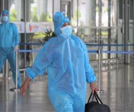 Đà Nẵng đón những công dân đầu tiên trở về từ TP.HCM