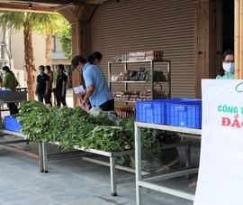 7 ngày ở nhà để chống dịch, người Đà Nẵng phản ánh việc cung ứng hàng hóa ở đâu?