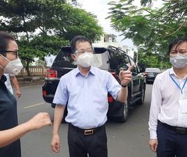 Đà Nẵng:Tập trung ngăn chặn dịch tại các khu chung cư