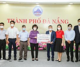 Đà Nẵng nhận bàn giao gói hỗ trợ trang thiết bị y tế trị giá 10 tỉ đồng