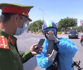 Người dân Đà Nẵng được cấp và sử dụng mã QR Code để tham gia các hoạt động
