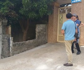 Học sinh lớp 5 tử vong: Tranh cãi bức tường đổ là của ai