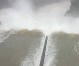 Từ sáng 26-10, tăng lượng xả lũ hồ Kẻ Gỗ lên 300- 400m3/s